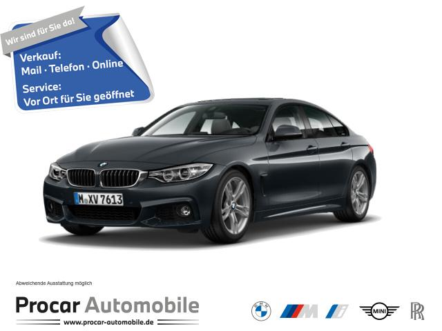 BMW 420 Gran Coupe+Leder+Navi+Glasdach+Xenon adapt., Jahr 2015, Benzin