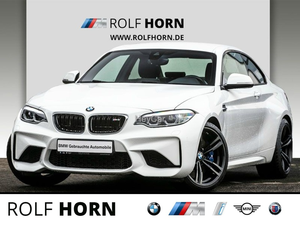 BMW M2 Coupe M DKG M Drivers Package H&K LED Sitzhzg, Jahr 2017, Benzin