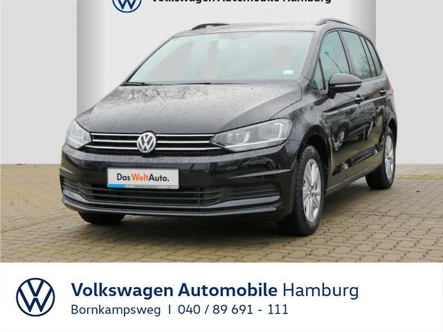 Volkswagen Touran 1,5 TSI Comfortline DSG, Jahr 2020, Benzin