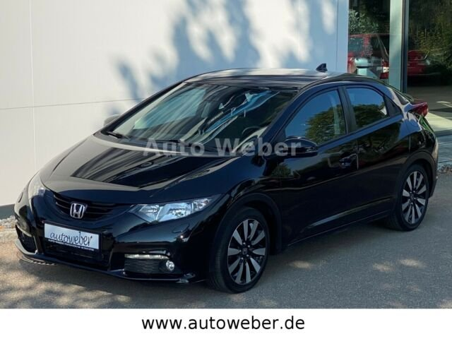 Honda Civic Lim. 5 1.8 Sport*AHK*KAMERA, Jahr 2015, Benzin
