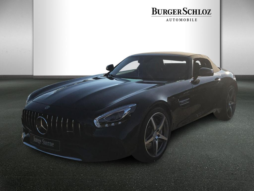 Mercedes-Benz AMG GT Roadster Comand/Distronic/Spur-P./LED, Jahr 2017, Benzin