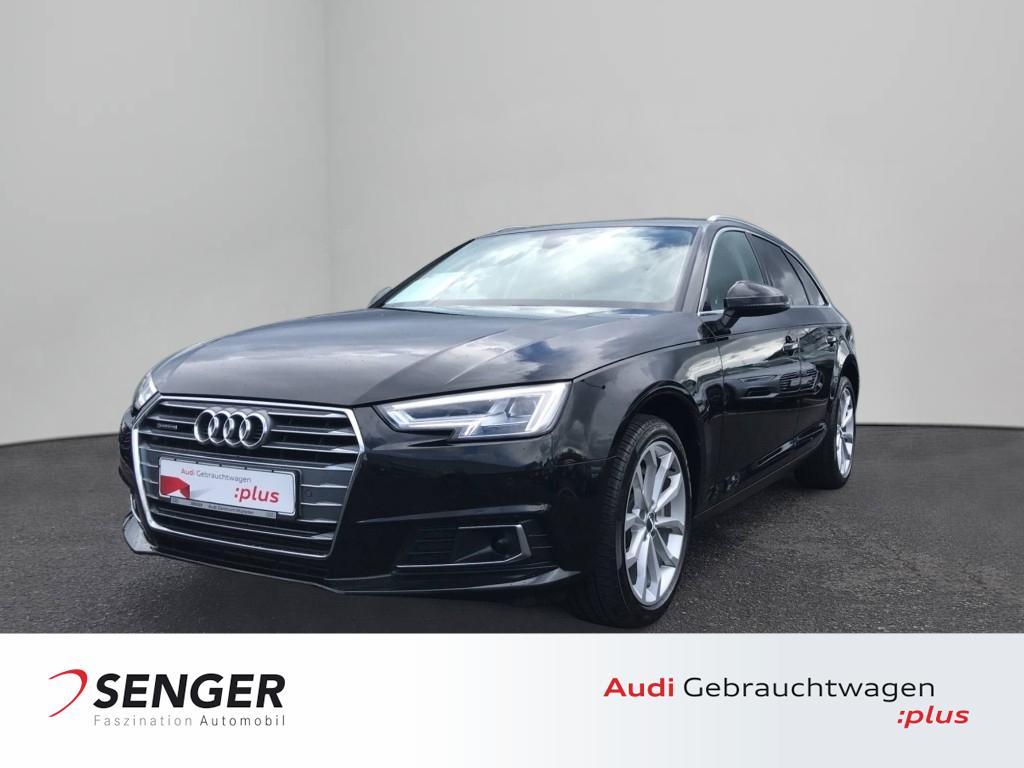 Audi A4 Avant 3.0 TDI quattro sport Assistenzpaket, Jahr 2018, Diesel