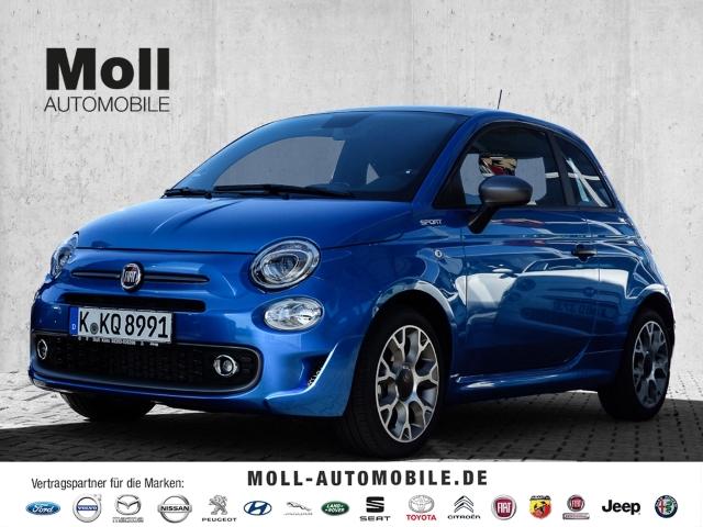 Fiat 500 Sport MY21 1.0 TECH-Paket Klimaautomatik Glasdach, Jahr 2021, Benzin