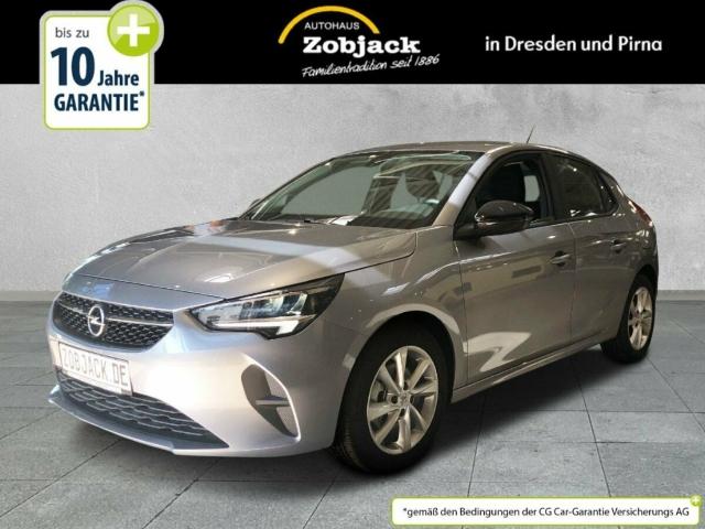 Opel Corsa F 1.2 Edition Automatik LED Tempomat SHZ, Jahr 2020, Benzin