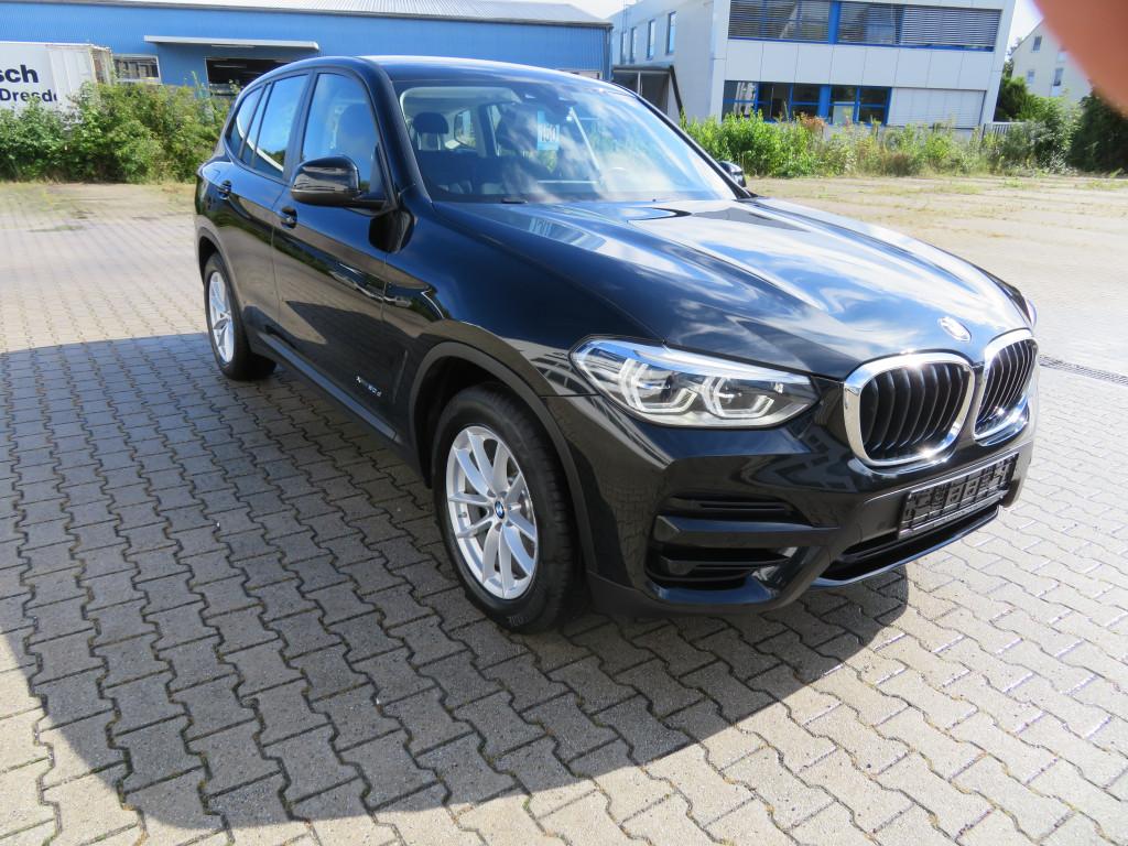 BMW X3 xDrive 20 d Advantage*Navi Prof*DAB*Harman*, Jahr 2017, Diesel