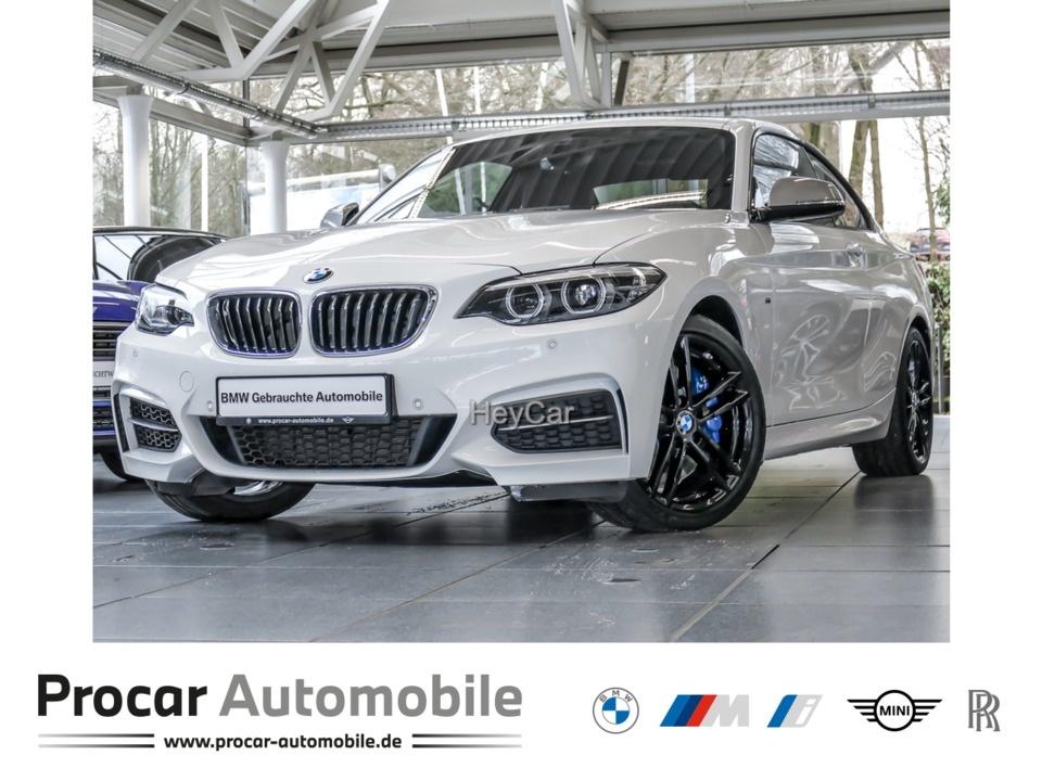BMW M240i xDrive MSport,18'',Glasdach,NavProf,DAB,TOP, Jahr 2018, Benzin