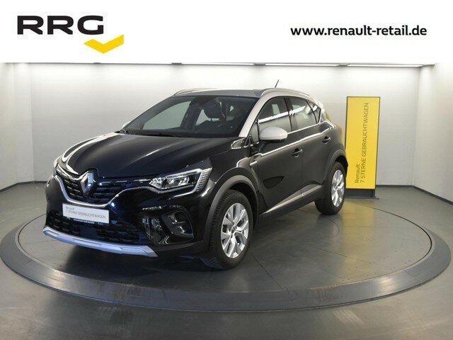 Renault CAPTUR II INTENS TCe 101 SITZHEIZUNG, Jahr 2020, Benzin