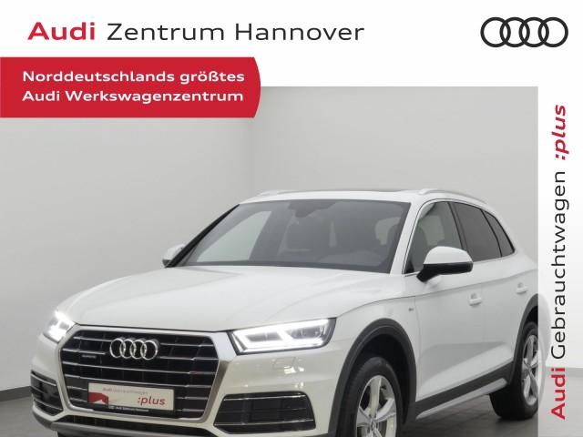 Audi Q5 35 TDI qu. sport, S-line, Pano, virtual, AHK, LED, Jahr 2019, Diesel