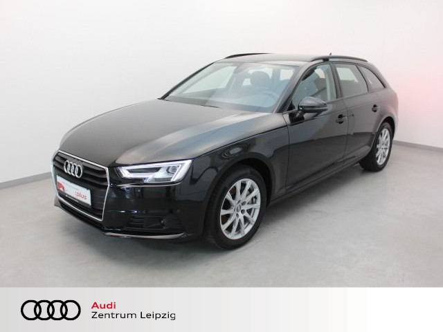 Audi A4 Avant 2.0 TDI *LED*Navi*AHK*, Jahr 2017, Diesel