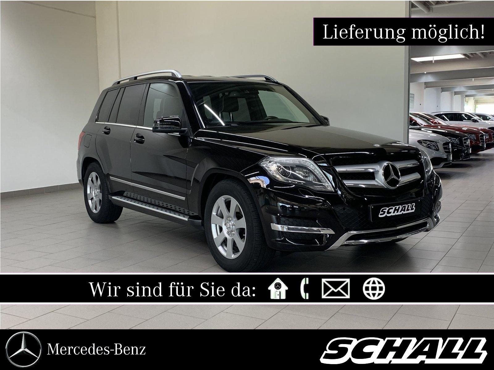 Mercedes-Benz GLK 250 BT 4M AHK+STANDHZ+ILS+MEMORY+PARKTRONIC, Jahr 2015, Diesel