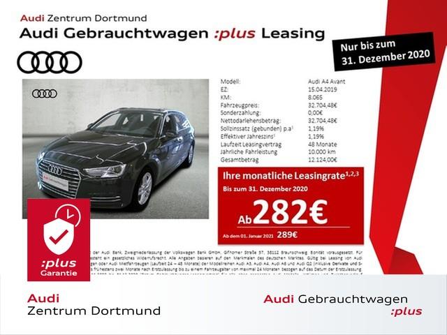 Audi A4 Avant 35TFSI ACC/LED/DAB/BlackOptik/VC, Jahr 2019, Benzin