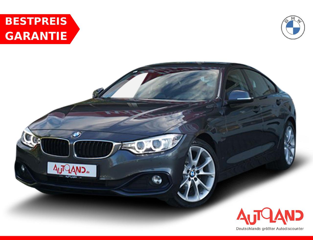 BMW 418 Gran Coupe, Jahr 2015, Diesel