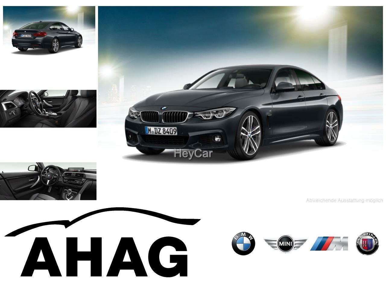 BMW 440i Gran Coupe M-Paket M-Performance AbGasanlag, Jahr 2017, Benzin