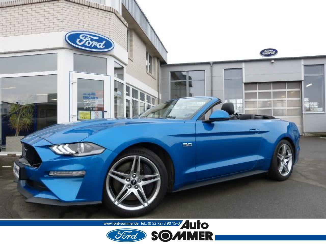 Ford Mustang, Jahr 2019, Benzin