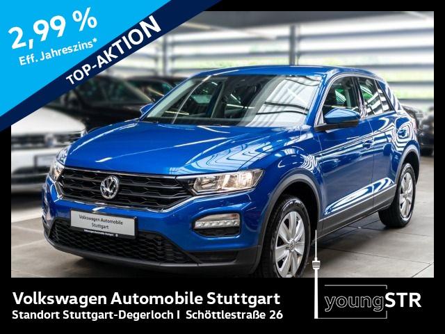 Volkswagen T-ROC 1.5 TSI Trendline, Jahr 2019, Benzin