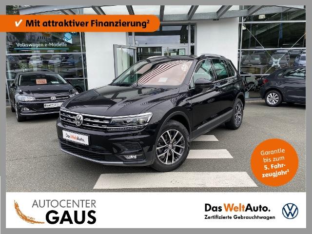 Volkswagen Tiguan Comfortline 1.5 TSI LED Klima Navi ACC, Jahr 2020, Benzin