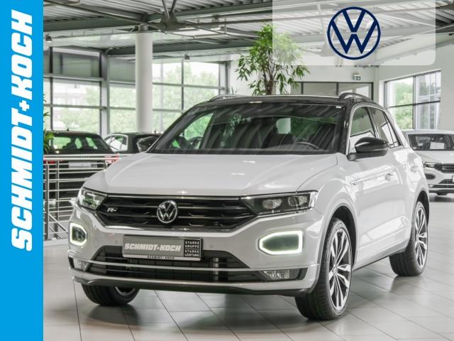 Volkswagen T-Roc 2.0 TSI DSG 4M SPORT R-Line AHK ACC LED NAVI, Jahr 2020, Benzin