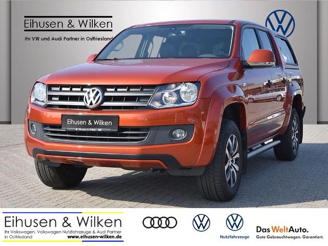 Volkswagen Amarok 2.0*TDI*CANYON*DC*KLIMA*AHK*STANDH.*, Jahr 2015, Diesel