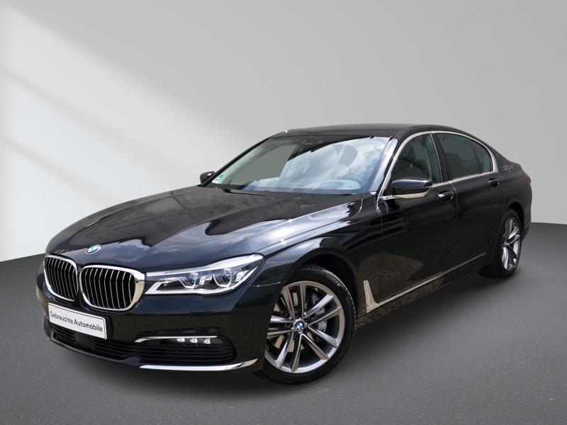 BMW 730d xDrive Automatik Innovationsp. Navi Prof. Klimaaut., Jahr 2016, Diesel