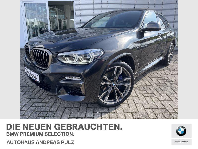 BMW X4 M40d M Sport Head-Up HarmanKardon Standhzg., Jahr 2018, Diesel