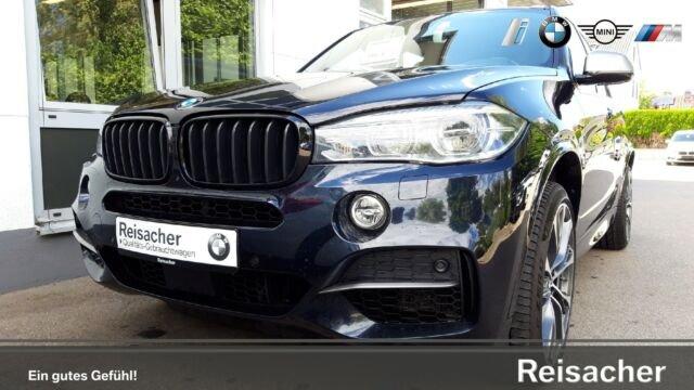 BMW X5 M50d A NaviProf,Stdhzg,HUD,adapLED,ACC uvvm, Jahr 2017, Diesel