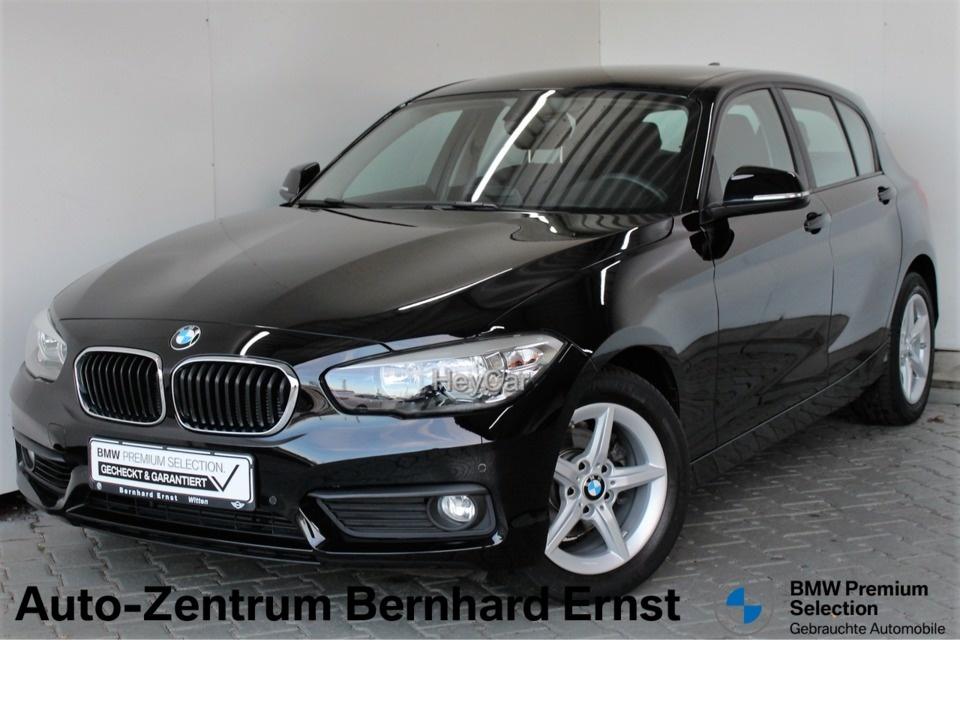 BMW 118i Advantage Aut. Navi Business Klimaaut. PDC, Jahr 2017, Benzin