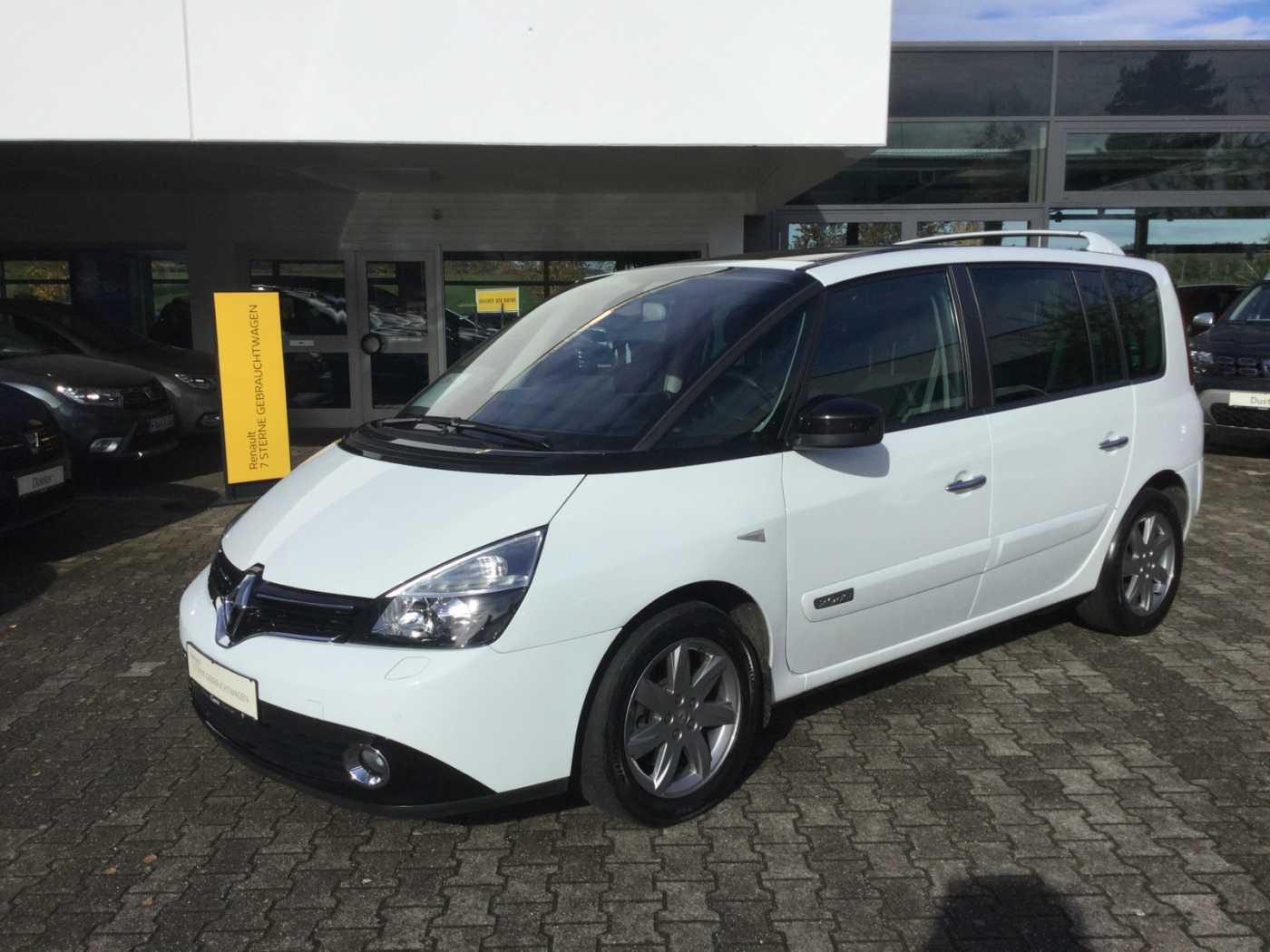 Renault Espace DCi 150 Edition 25th el. SD, AHK, uvm, Jahr 2014, Diesel