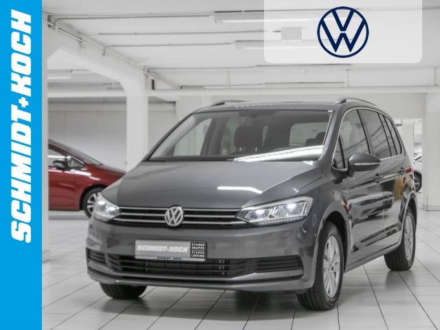Volkswagen Touran 1.5 TSI OPF Comfortline 7-Sitzer, DSG, LED, Jahr 2020, Benzin