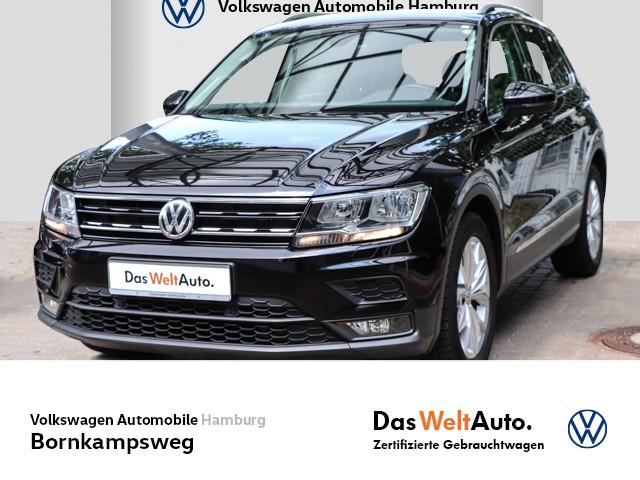 Volkswagen Tiguan 1,4 TSI Comfortline Sound DSG PDC/NAVI/KLIMA, Jahr 2018, Benzin