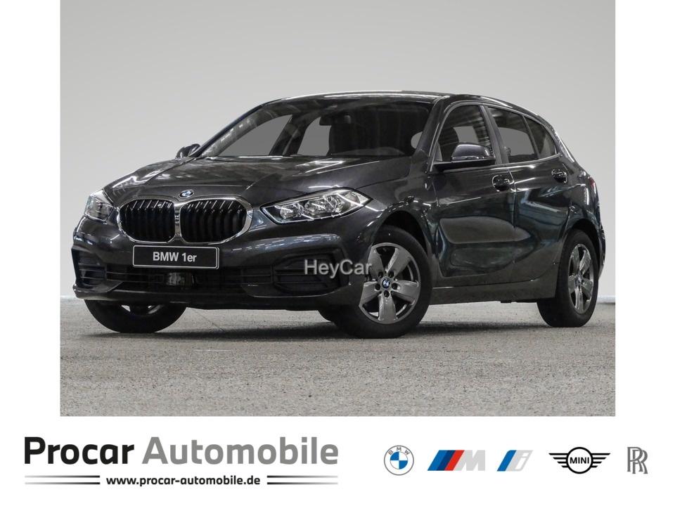 BMW 116d Advantage Klima Bluetooth SHZ PDC, Jahr 2020, Diesel