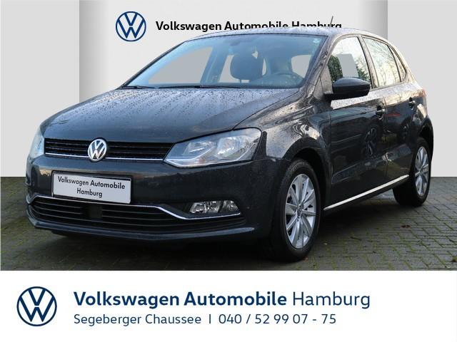 Volkswagen Polo 1.4 TDI Comfortline, PDC, NAVI, CLIMATRONIC, Jahr 2016, Diesel