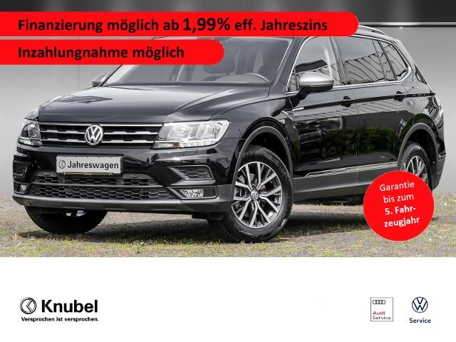 Volkswagen Tiguan Allspace Comfortline 1.5 TSI*AHK*Nav*SHZ*, Jahr 2020, Benzin