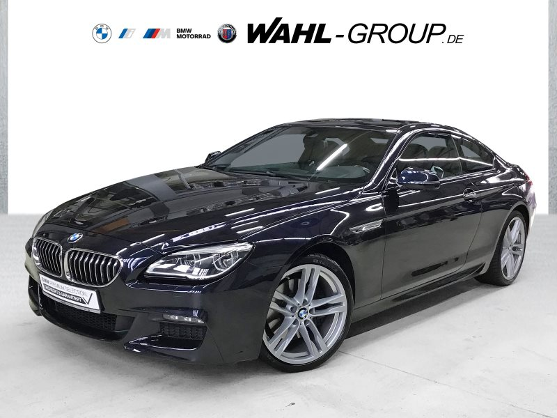 BMW 640d xDrive Coupé M Sportpaket Head-Up HK HiFi, Jahr 2017, Diesel