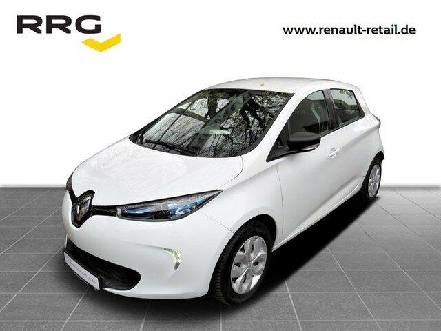 Renault Zoe Life Z.E. 40 zzgl. Batteriemiete + Batterieg, Jahr 2017, Elektro