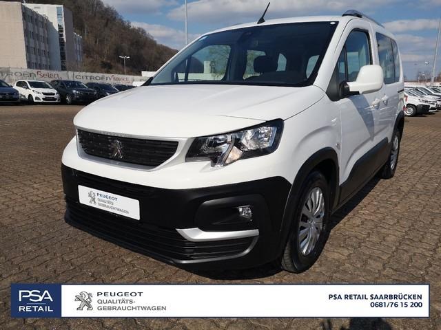 Peugeot Rifter L1 Active BlueHDI 100 PS | AHK|Unt.fahr.schutz, Jahr 2019, Diesel
