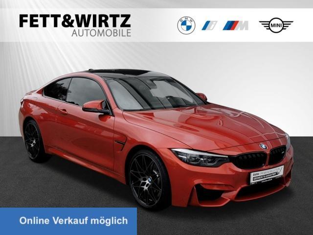 BMW M4 Competition Coupe HUD RFK Leas ab 699,-br.o.A, Jahr 2019, Benzin