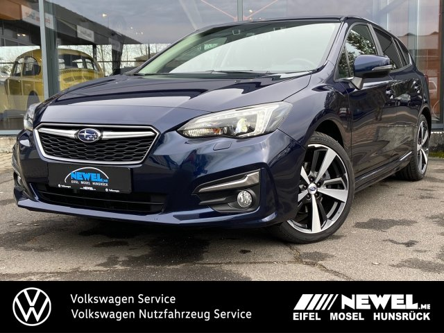 Subaru Impreza 2.0i Sport *NAVI*LED*EYESIGHT*TWA*KAMERA, Jahr 2017, Benzin