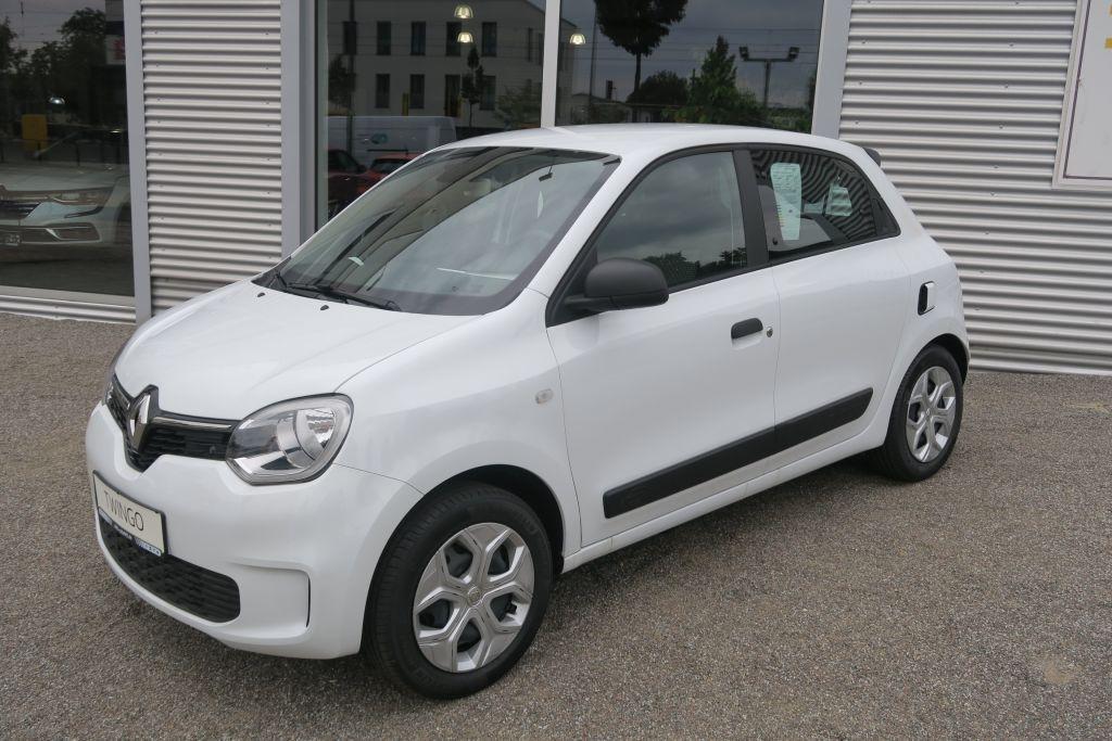 Renault Twingo SCe 65 LIFE-Klimaanlage-DAB+, Jahr 2021, Benzin