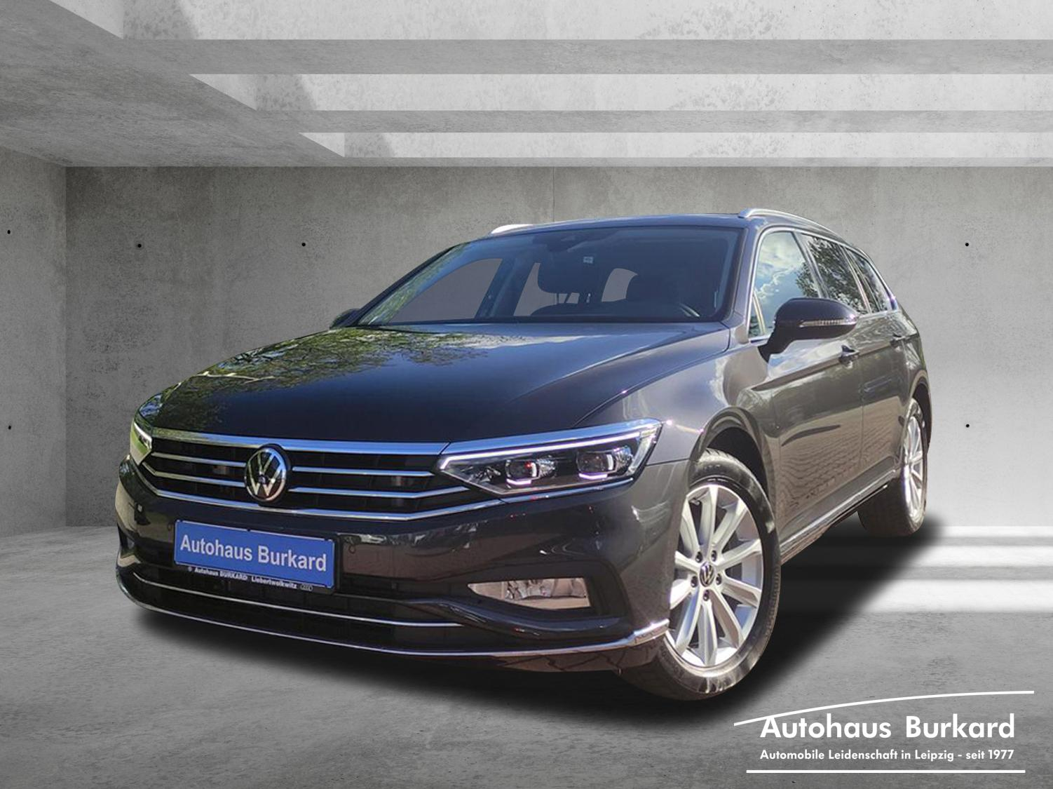 Volkswagen Passat Var. Elegance 2.0 TDI+DSG+LED+RÃckfahrk, Jahr 2020, Diesel