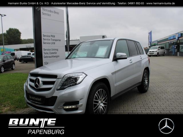 Mercedes-Benz GLK 220 BlueEffi 4Matic 7G-TRONIC+Navi+Xenon+SHZ, Jahr 2014, Diesel