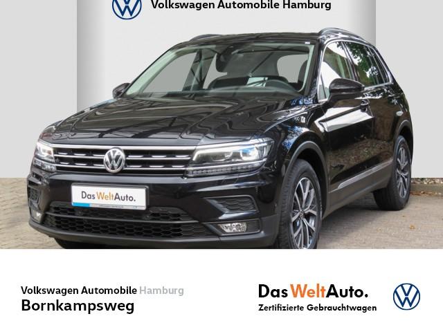 Volkswagen Tiguan 1.5 TSI Comfortline AHK/NAVI/HEAD-UP/LED, Jahr 2020, Benzin
