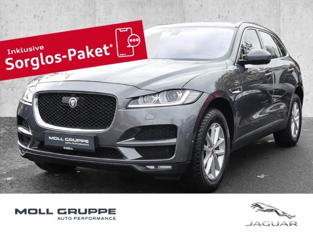 Jaguar F-Pace 30d Portfolio AWD, Jahr 2016, Diesel