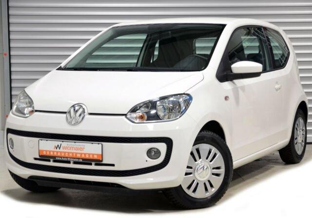 Volkswagen up! move up! -- Klima/ Sitzh./ Winterräder, Jahr 2012, Benzin