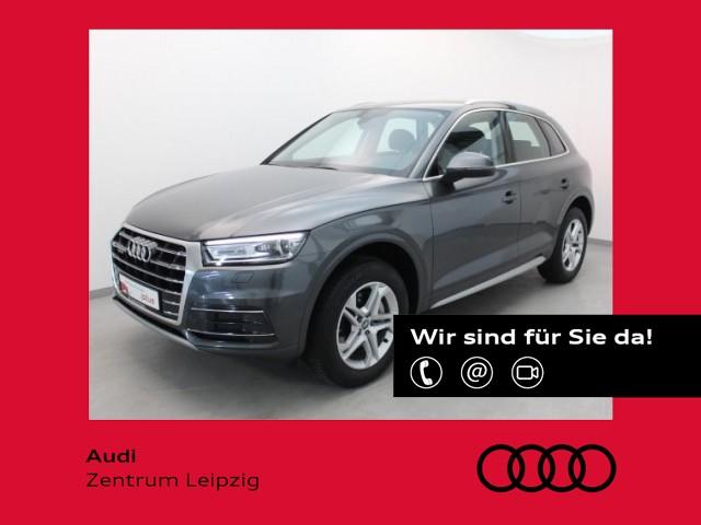 Audi Q5 2.0 TDI design S-tro. *Navi*AHK*Standhzg*, Jahr 2017, Diesel