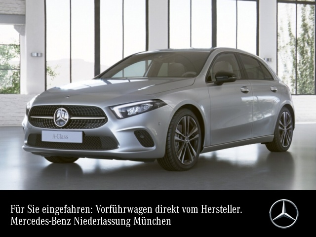 Mercedes-Benz A 180 PROGRESSIVE+Night+LED+Kamera+7G, Jahr 2020, Benzin