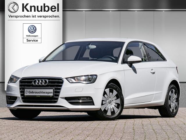 Audi A3 Attraction 1.2 TSI Navi Klima Sitzh. ParkPilo, Jahr 2014, Benzin