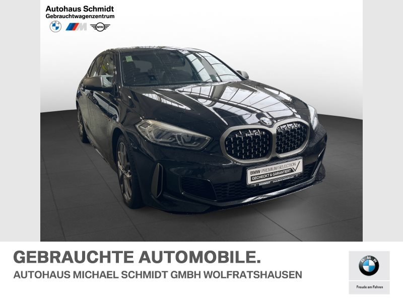 BMW M135i xDrive Live Cockpit*Panorama*DAB*Tempomat*, Jahr 2021, Benzin