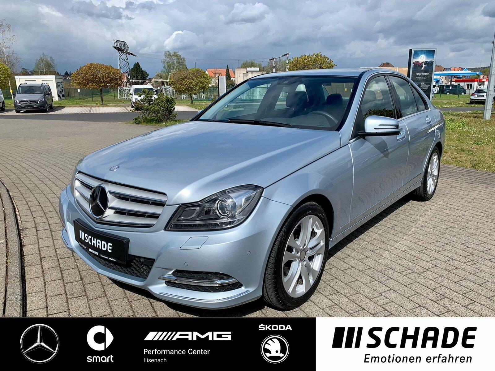 Mercedes-Benz C 250 CDI Avantgarde Comand*Distronic*Schiebed.*, Jahr 2014, Diesel