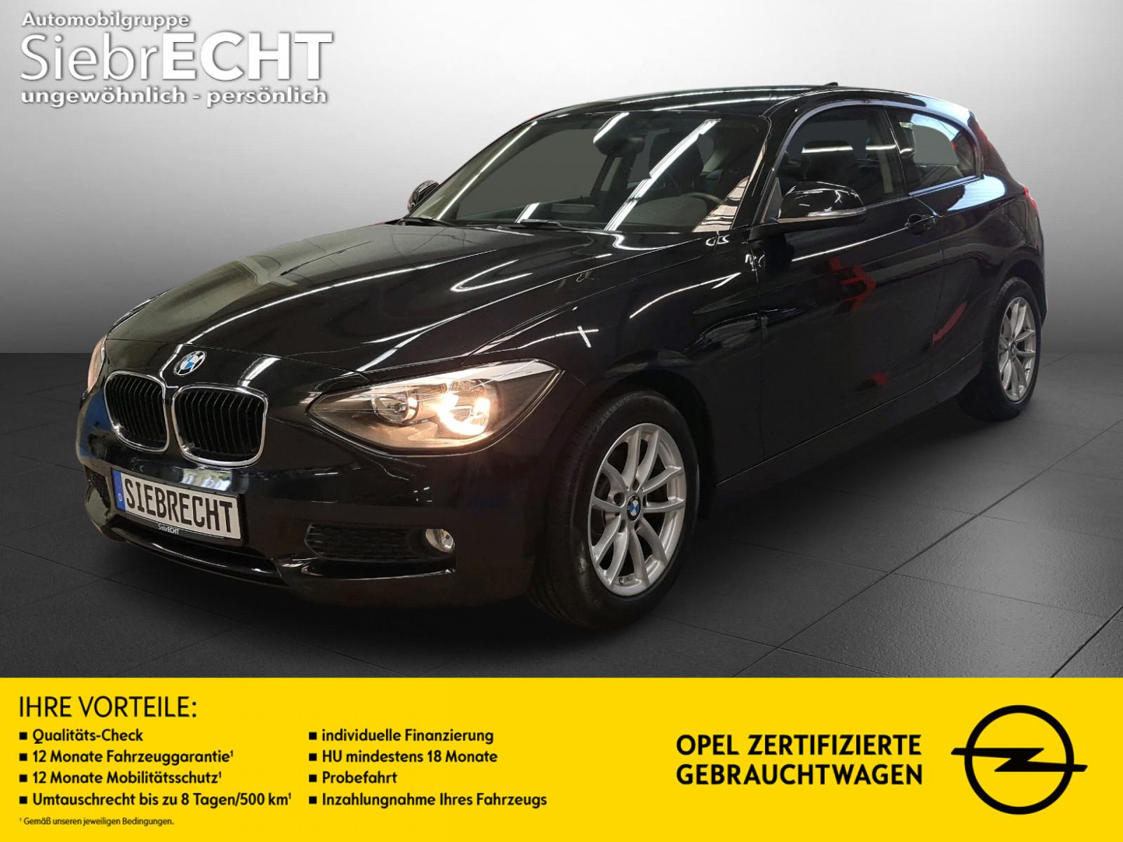 BMW BMW 1er 114i*Sitzhz*PDC hi*, Jahr 2014, Benzin