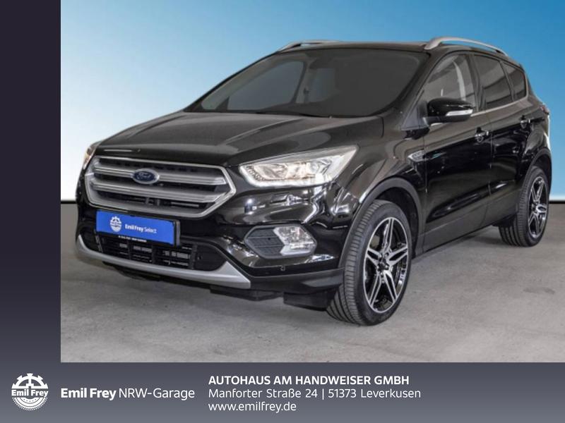 Ford Kuga 1.5 EB 2x4 Titanium, Navi, DAB+, Shz, Rfk, Jahr 2018, Benzin